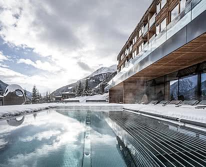 Alpine design hotel & chalets | Gradonna ****s Mountain Resort